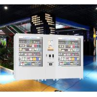 Buy cheap Credit Card Cash Acceptor Snacks and Drinks Vending Kiosk with Remote Management System from wholesalers