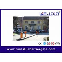 Buy cheap Straight Boom Automatic Car Park Barrier Gate Arms 6m Boom Length from wholesalers