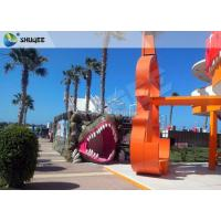 Buy cheap Full Equipment Mobile 5D Cinema 3 Or 6 DOF Commercial Action Rides Convenient for Mall Park from wholesalers