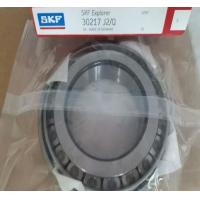 Buy cheap Original SKF Bearing 30217 J2/Q X/Q R Chrome Steel Electric Machinery 80x150x31 mm Tapered Roller SKF 30217 Bearing from wholesalers