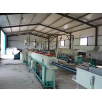 Buy cheap hdpe pipe fabrication machine production line extrusion for sale for Chinese supplier from wholesalers