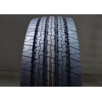 Buy cheap Reinforced 11R 22.5 Truck Tires , Low Rolling Resistance Tires 4 Zigzag Grooves from wholesalers