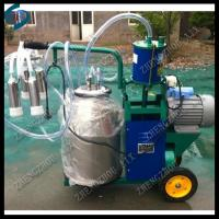 Buy cheap single barrel piston cow milking machine from wholesalers