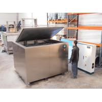 Buy cheap Valve Plates Industrial Ultrasonic Cleaning Machine To Remove Dust Fibers Contaminationg from wholesalers