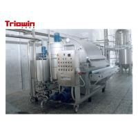 Buy cheap 300 Tons / Day Fruit Juice Processing Equipment  / Date Processing Plant Wth Date Refine from wholesalers