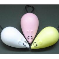 Buy cheap Mini Style Cute  Mouse Shape Tape Measure Keychains With 1 Meter Tape , Brand Your Own Logo , from wholesalers