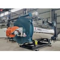 Buy cheap Natural Gas Lpg Cng Thermal Oil Heater Boiler For Plywood Rubber Industry from wholesalers