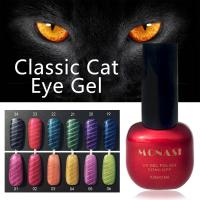 Buy cheap Best Quality Easy Soak Off Cat Eye UV Gel Nail Polish From Factory from wholesalers