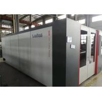 Buy cheap Stable High Precision Fiber Laser Cutting Machine 120m/min Max Moving Speed from wholesalers