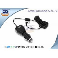 Buy cheap Switching USB Car Charger Universal AC DC Adapter 5V 1A / 2.1A / 2.4A product