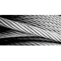 Buy cheap Ungalvanized Steel Wire Rope 6*19+FC from wholesalers
