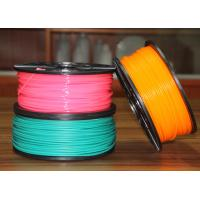 Buy cheap Desktop 3D Printer ABS Plastic Filament High Temperature Resistance , Grade A product