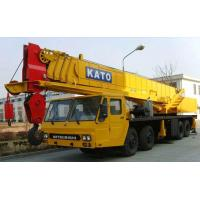Buy cheap Japan kato mobile crane/ 50 tons original kato/ used cranes/ 50 ton kato/ used kato cranes from wholesalers