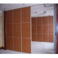 Buy cheap Commercial Used No Floor Track Movable Soundproof Operable Wall Partition For Office from wholesalers