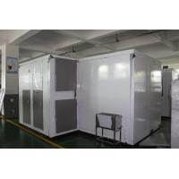 Buy cheap Stainless steel Modular Temperature / humidity Walk-in Chamber for reliability testing from wholesalers