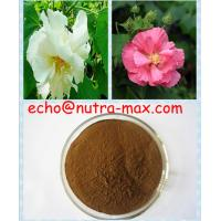 Buy cheap 100% Natural Hibiscus Flower Extract 1% Anthocyanidins from wholesalers