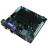 Buy cheap Intel ATOM N455 HL-455-LF Mainboard with 2 COM (6 COM Optional)  from wholesalers