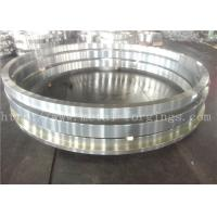 Super Duplex Stainless Steel F55 S32760 1.4501 Metal Forgings Rings Rough Machined