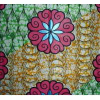 Buy cheap cotton real wax printed african fashionable fabric  from wholesalers