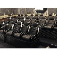 Buy cheap Deeply Immersive XD Theater 12D Flight Simulaitor Cinema In Egypt Militory Museum product