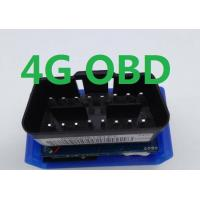 Buy cheap DC 12V 4G GPS Tracker OBD Remote Diagnostics Function 2 Years Warranty from wholesalers