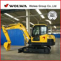 Buy cheap Wolwa 6t DLS865-10B Crawler Hydraulic Excavator, Crawler Digger from wholesalers
