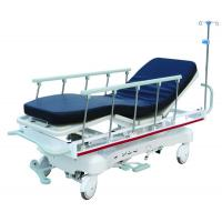 Buy cheap Patient / Medical Stretcher bed With Locking System Castor Ambulance Equipment from wholesalers