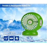 Buy cheap electric mini handy cooler air battery fan/Portable and recharger Battery Mini Cooler fan from wholesalers