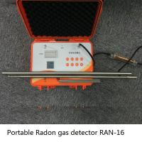 Buy cheap Portable Radon gas detector RAN-16,easy to take, with printer, smart interface easy to operation product
