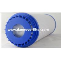 Buy cheap GAC/UDF activated carbon block filter cartridge for reverse osmosis system from wholesalers