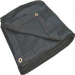 Buy cheap Control Temperature Fence Screen Mesh , 100% Virgin HDPE Windscreen Mesh Fabric from wholesalers