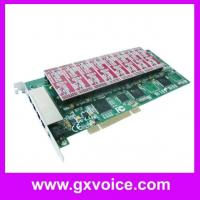 Buy cheap 16 Channel PCI telephone Recorder from wholesalers