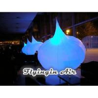 Buy cheap Decorative Inflatable Light Cone for Party and Wedding Decoration product