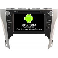 Buy cheap Android Car DVD Player 8 Toyota Radio GPS , Toyota Camry GPS Navigation System 2012 2013 2014 from wholesalers