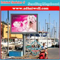 Buy cheap Multi PP Paper or Backlit Film Posters Scrolling Light Box Billboard from wholesalers