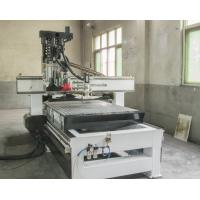Buy cheap 1325 Vacuum Table Wood Cnc Machine , CNC Router Cutting Machine With CE product