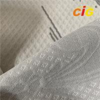 Buy cheap 100% polyester DTY 180gsm mattress ticking fabric from China factory from wholesalers