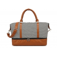 Buy cheap Weekender Overnight Canvas Travel Duffel Bag from wholesalers