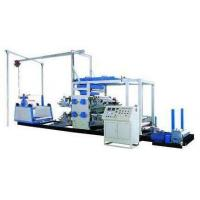Buy cheap 4 Colour Flexo Printing Machine For Plastic Woven Bags / Kraft Paper Products from wholesalers