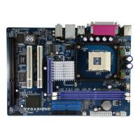 Buy cheap Socket 478 Intel® 845GV ISA Motherboard 2 PCI for ISA industrial pc mainboard product