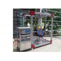 Buy cheap Furniture Quality Control Test Instrument For Seating Durability Fatigue Wear Testing from wholesalers