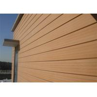 Buy cheap Wood Plastic Composite sound-proof Indoor & Outdoor Wall Cladding from wholesalers