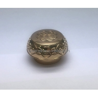 Buy cheap Round Perfume Cap OEM Silver Perfume Cap factory OEM Round Perfume Cap china product