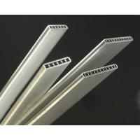 Buy cheap Multi - Port Extrusions / Microchannel Aluminum Extruded Tubes 1100 / 3003 / 3102 from Wholesalers
