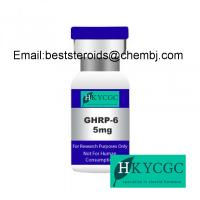 Buy cheap GHRP-6 5mg 10mg Muscle Building Steroids CAS 87616-84-0 Peptide Hexapeptide from wholesalers