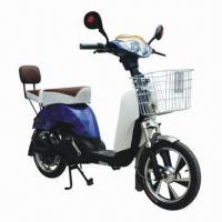 Buy cheap Pedals Assist Electric Bike with Comfortable Seat from wholesalers