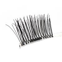 Buy cheap Black Charming 3D Magnetic Fake Lashes Magnetic Lash Extensions Light - Weigh from wholesalers