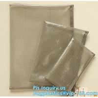 Buy cheap Expandable carriable a4 document bag with hanger, PVC EVA mesh pouch a4 b4 size file cover, File Folder Baqg PVC Mesh Po from wholesalers