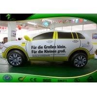 Buy cheap Custom Logo Car Shaped Inflatable Model / Inflatable Car Replica For Promotion from wholesalers