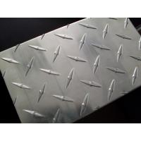Buy cheap 3000 Series Grade Aluminium Chequered Plate Foil Thickness 0.03-3mm from wholesalers